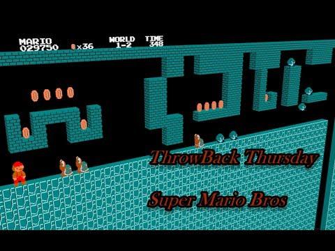 Throwback Thursday (Super Mario Bros) Episode 1