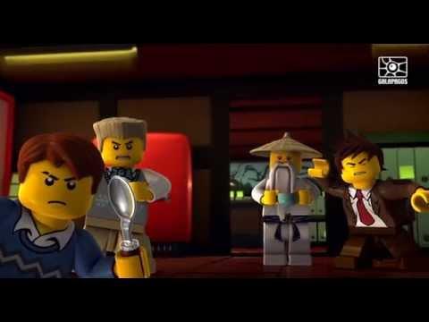 Lego Ninjago Reaktywacja Część 1 Oficjalny Zwiastun Dvd Polski