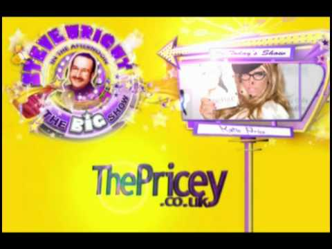 Katie Price on Steve Wright, The BIG Show 29-10-10