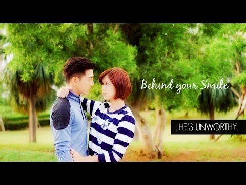 Behind Your Smile MV    He's unworthy