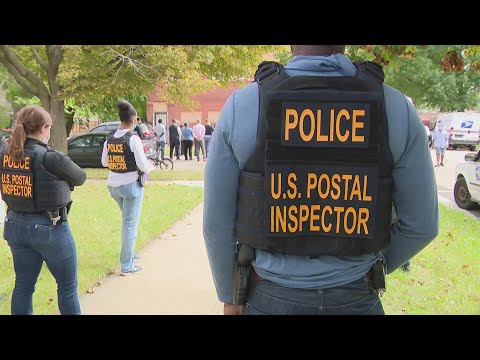 As Vigil Honors Postal Worker Shot On South Side, Union Warns Violence Could Affect Mail Deliveries