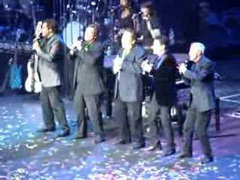 The Osmonds- I'm Still Gonna Need You - Wembley -31/05/2008