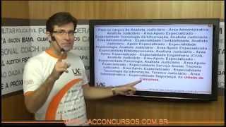 TRT 15ª Região - Campinas/SP - Super curso online do Lac Concursos