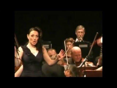Sophia Brommer - Augsburger Ärzteorchester - Olympia-Arie (Hoffmanns Erzählungen)