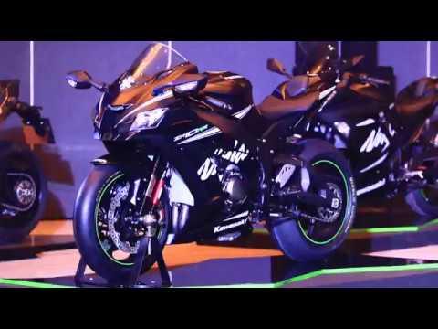 [Launched] Kawasaki เปิดตัวรถจักรยานยนต์ สายพันธุ์สปอร์ต 3 โมเดล