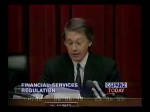 Alan Greenspan: Financial Services Regulation - Finance and Trade (1995)