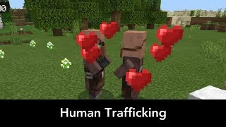 crimes portrayed by minecraft