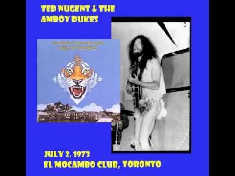 Ted Nugent & The Amboy Dukes - Poney Express - Live at El Mocambo Club 1973