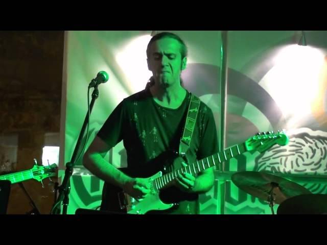 MARCELLO ZAPPATORE band - CALCAGNATA