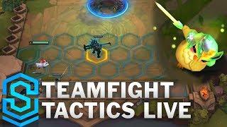 League Autochess (Teamfight Tactics) - PBE