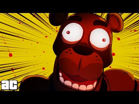 Five Nights at Freddy's (FNAF) Funny Animated Series (Episode 9 & 10)