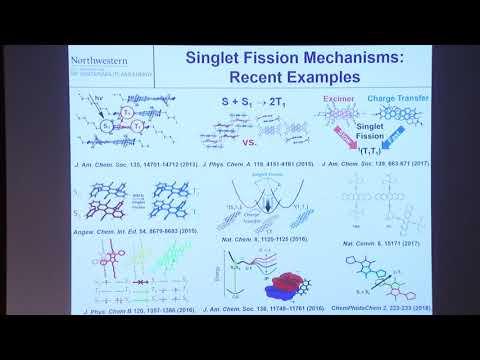 Molecular approaches to solar energy conversion