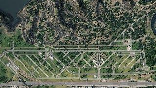 Nadmiar dróg w dziwnych kształtach - Cities: Skylines S08E48