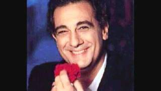 "Placido Domingo ""Solamente una vez""  Augustin Lara"