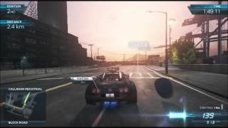 NFS: Most Wanted Ultimate Speed Pack: Bugatti Veyron Vitesse Trailer