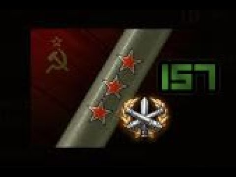 World of Tanks - IS7 3rd Mark Finish Session