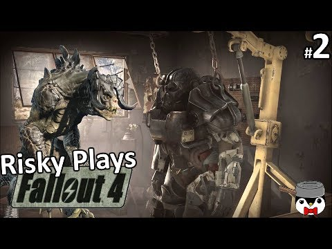 Risky Play Fallout 4 Episode #2 There a DEATH WHAT!?!?!?