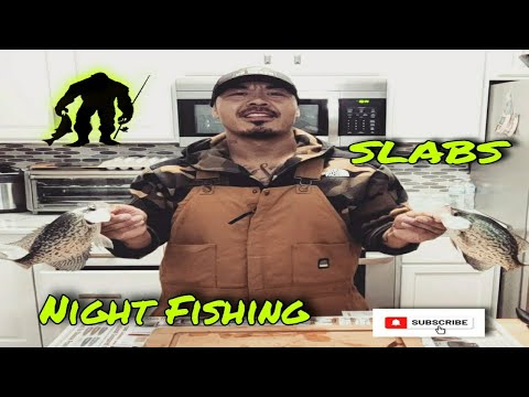 Night Fishing For Crappie YETI