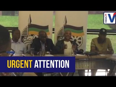 Former General of Umkhonto WeSizwe Siphiwe Nyanda