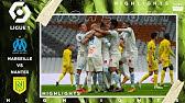 Nimes 0 2 Marseille Highlights Goals 12 4 2020 Youtube