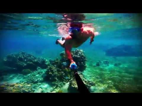 GoPro Hero3+ Black - epic snorkeling - aqaba jordan - HQ