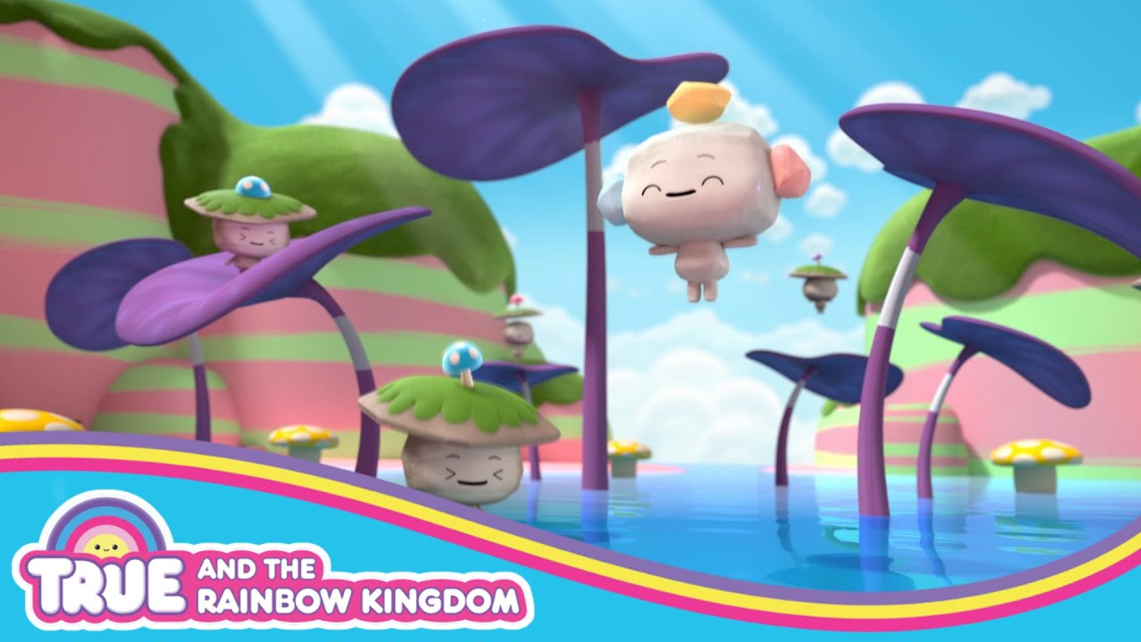 Playing at Boing Boing Lagoon | Frog Prince Fairy Tale | True Terrific Tales