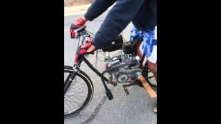 Motor bicycle 200cc pt3