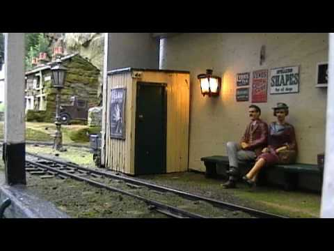 Narrow Gauge In The Garden – Small Gardens