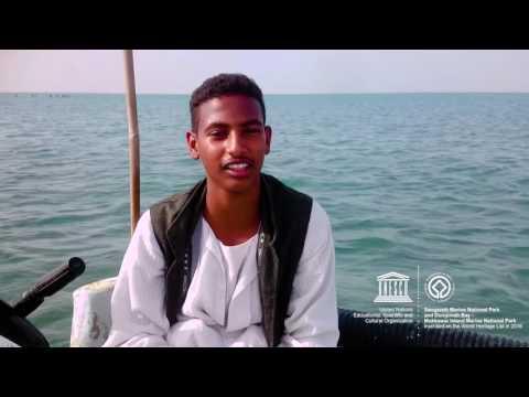 Ahmed #MyOceanPledge Sanganeb Marine National Park and Dungonab Bay - Mukkawar Island