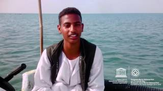 Ahmed #MyOceanPledge Sanganeb Marine National Park and Dungonab Bay - Mukkawar Island
