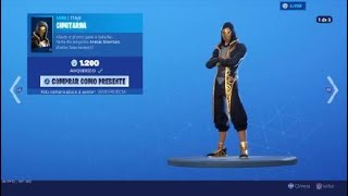 Skin Chimitarra - Fortnite