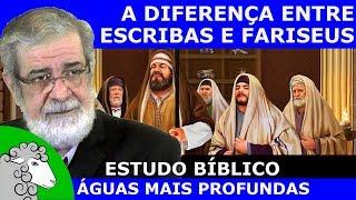 Qual a diferença entre escribas e fariseus? (Augustus Nicodemus)
