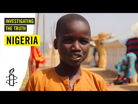 NIGERIA | Military Detention is no Place for Children  - 14:59-2020 / 5 / 27