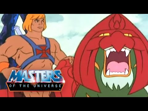 He Man | Creatures From The Tar Swamp  | He Man Full Episode | Cartoons for kids
