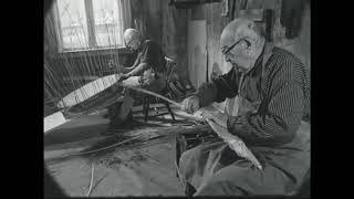 Traditional Crafts Of Norway - Episode 1 - Basket Weaving
