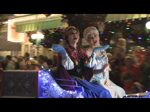 Attractions - The Show - Very Merry Christmas Party; Dr. Phillips Center; news - Nov. 13, 2014