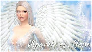 Sparkle of Hope - Zwiastun   Christmas 2018   The Sims 4 Story   Gingerova