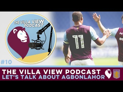 The Villa View Podcast #10 | LET'S TALK ABOUT GABRIEL AGBONLAHOR