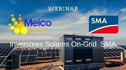 Webinar Técnico - Inversores Solares On-grid SMA