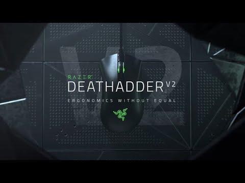 Razer DeathAdder V2 | Ergonomics Without Equal