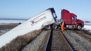 Dangerous Idiots Fastest Dump Trucks Operator Skill. Oversize Load Heavy Equipment Machines Working
