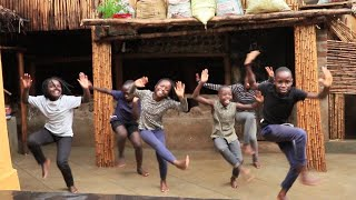 Masaka Kids Africana Dancing Afro Dance Moves 2020