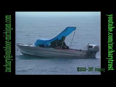 1988-07-21 Captain Nichol's Perch Party Boat South Haven, MI