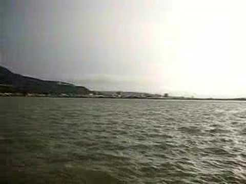 Tamsui river & Guan Ing mountain淡水河