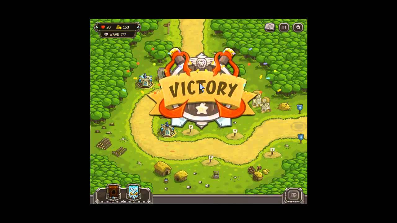 Kingdom Rush Kongregate