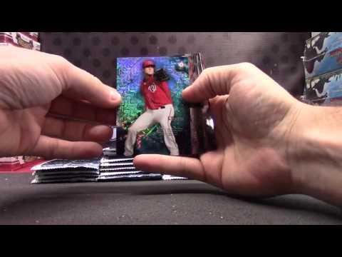 Michael's 2014 Bowman Sterling Asia Edition Baseball 8 Box Case Break