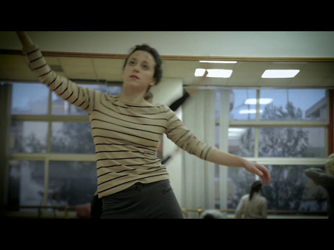 """Architecture + Dance"" Choreography Workshop 