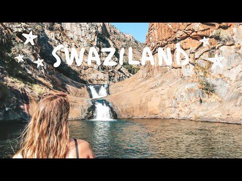 I trekked in Swaziland! (Vlog)