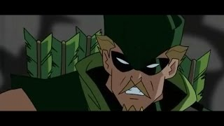 Bruce Wayne vs Green Arrow :A Total Contradiction [HD]