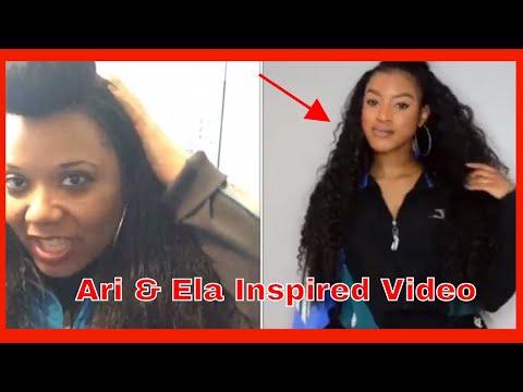 Ari & Ela Inspired